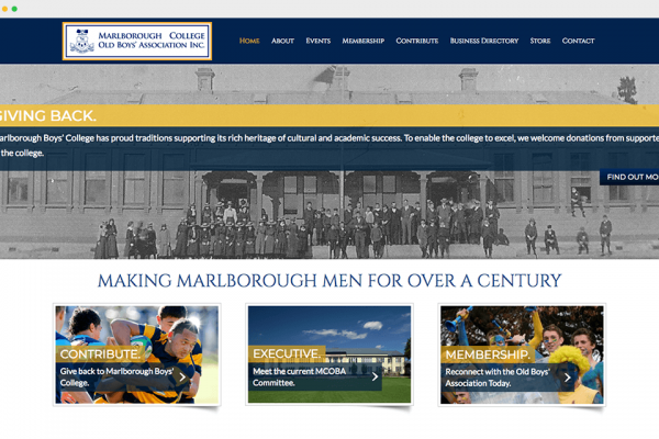 Marlborough College Old Boy's Association